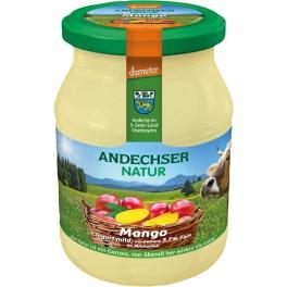 Andechser Natur - Iaurt cu mango, 500 gr