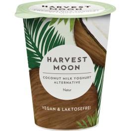Harvest Moon Iaurt cu lapte de cocos natur 375 g