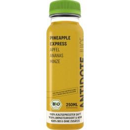 Antidote - Suc bio de ananas 250 ml