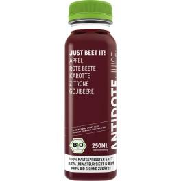 Antidote - Suc bio de sfecla 250 ml