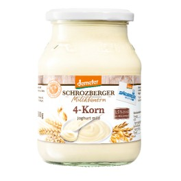 Schrozberg Milchbauern iaurt 4 cereale,500 gr