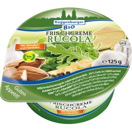 Landkaserei Herzog crema de smantana proaspata cu rucola, 125 gr