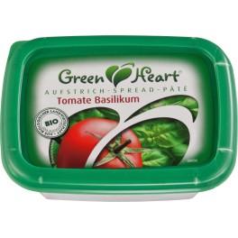 GreenHeart crema tartinabila cu rosii si busuioc 150gr