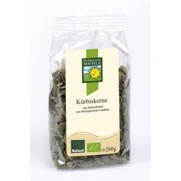 BOHLSENER, Seminte de dovleac, de culoare verde inchis