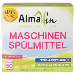 Alma Win Detergent pentru  masina de spalat vase + Gratis detergent vase