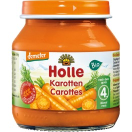 Holle morcov, 125 gr
