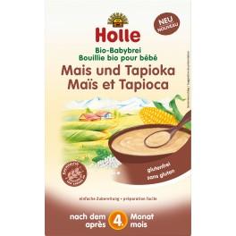 Holle porumb - alimente pentru copii, tapioca, 250 grame de ambalaj