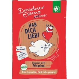 """Dreckspatz Produs ingrijire pentru baie """"Iubeste-te!"""", 50 gr borcan"""