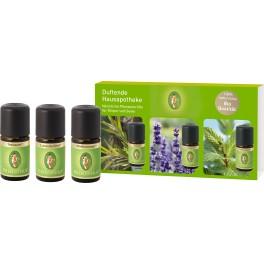 Primavera life, farmacia aromata de acasa, uleiuri esentiale, 3x 5 ml