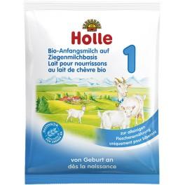 Holle, Lapte bio pentru bebelusi (1 an), din lapte de capra, 1,20 gr pachet