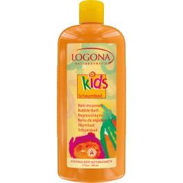 Logona, Spuma de baie pentru copii, 500 ml