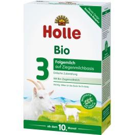 Holle, hrana pentru sugari din lapte de capra 3, 400 gr pachet