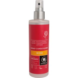 Urtekram, Balsam spray cu extract de trandafiri, 250 ml