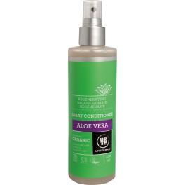 Urtekram, Balsam spray pentru par, cu aloe-vera, 250 ml
