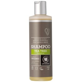 Urtekram, Sampon pentru scalp iritat cu extract de arbore de ceai, 250 ml