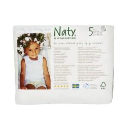 Naty, Scutece-chilotel impermeabili, Marimea 5, 12-18 kg, 20 buc/pachet