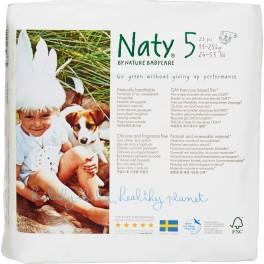 Naty, Scutece marimea 5, 11-25 kg, 23 buc/bax