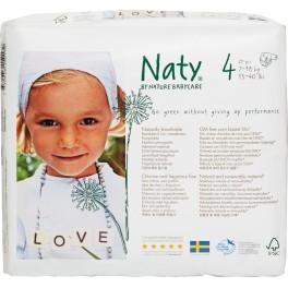 Naty, Scutece marimea 4, 7-18 kg, 27 buc/bax