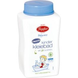 Topfer, Exfoliant de corp cu ulei organic, pentru copii, 250 gr