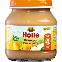 Holle, Piure de pere, 125 gr pahar