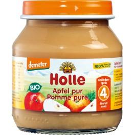 Holle, Piure de mere, 125 gr