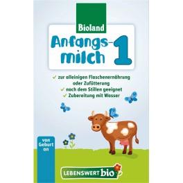Lebenswert  bio -  Lapte bio pentru nou nascuti Etapa 1, 500 gr