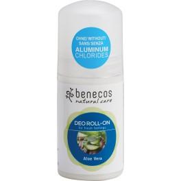 Benecos Deodorant roll-on Aloe Vera 50 ml