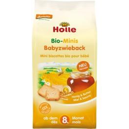 Holle, Biscuiti pentru copii cu miere si unt, 100 gr pachet