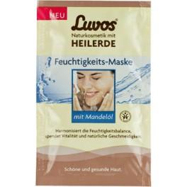 Luvos masca crema pentru hidratare, 2 x 7,5 ml