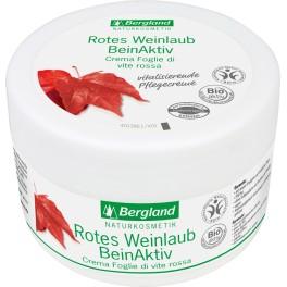 Bergland Crema cu frunza de vita rosie, 200 ml