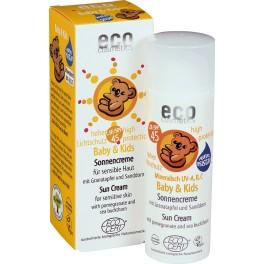 Cosmetice eco pentru copii si pentru copii de protectie solara SPF 45, 50 ml