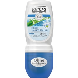 Lavera Deodorant roll-on Fresh, 50 ml