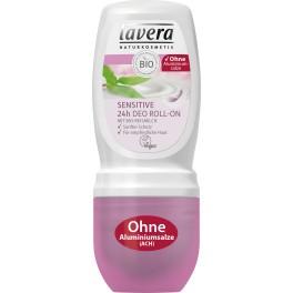 Lavera Deodorant roll-on Sensitive, 50 ml