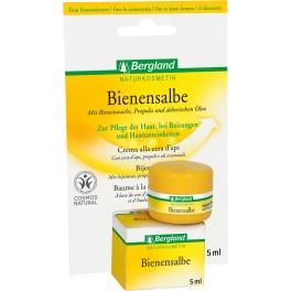 Bergland Crema regeneratoare cu ceara de albine 5 ml