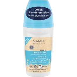 Sante Deodorant roll-on extra sensitiv, 50 ml