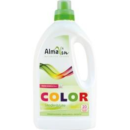 Alma Win Detergent lichid pentru rufe colorate, cu flori de tei