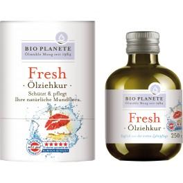 Bio Planete - Ulei utilizat pentru igiena orala, Fresh, 250 ml