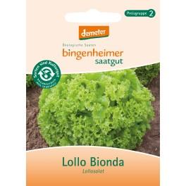 Bingenheimer - Seminte salata creata Lollo