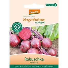 Bingenheimer seminte de sfecla rosie Robuschka, 4 gr