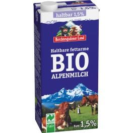 Berchtesg H-Alpenmilch - lapte BIO, 1 L
