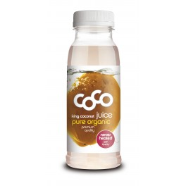 Dr. Antonio Martins - Apa de cocos raw, 240 ml