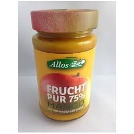 Allos Frucht Pur 75% - mango, 250 gr