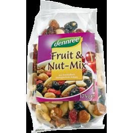Mix Nuci si Fructe bio