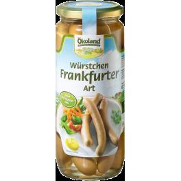 Cremwursti Frankfurter BIO