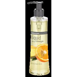 SODASAN Sapun lichid cu portocale