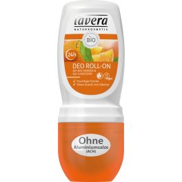 LAVERA Deo roll-on bio orange