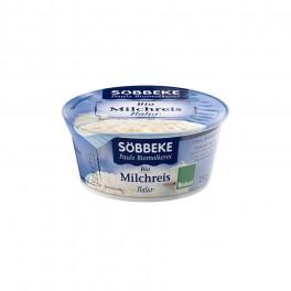 Orez cu lapte bio  Sobbeke