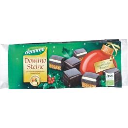 Dennree Ciocolatele Domino 125 gr