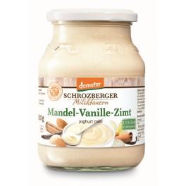 Schrozberg iaurt de migdale vanilie scortisoara, 500 gr