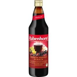 Rabenhorst - Punci cu aronia si vanilie, fara alcool 0,7 L